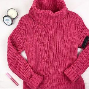 Banana Republic Chunky Italian Knit Sweater